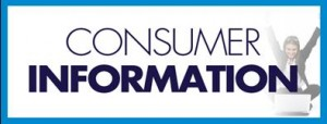 consumer information selection icon